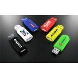 Clé USB personnalisée retractable