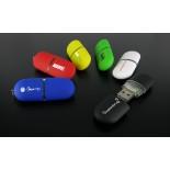 Clé USB Zen design et épurée avec marquage publicitaire logo