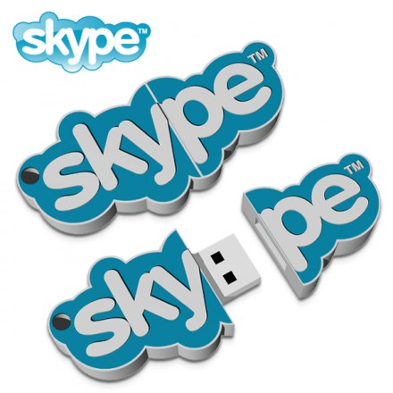 Clé USB à la forme 100% personnalisée