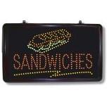 Enseigne LED Sandwiches