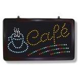 Enseigne LED Café