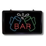 Enseigne LED Bar