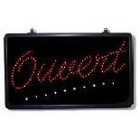 Enseigne LED Ouvert