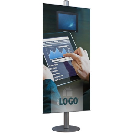 Mât LCD Recto