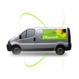 Marquage publicitaire véhicule : voiture et camion