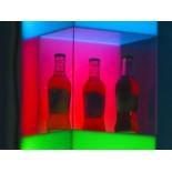 Cube Vitrine LED