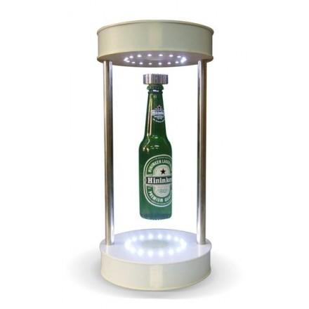 Support lumineux LED avec lévitation