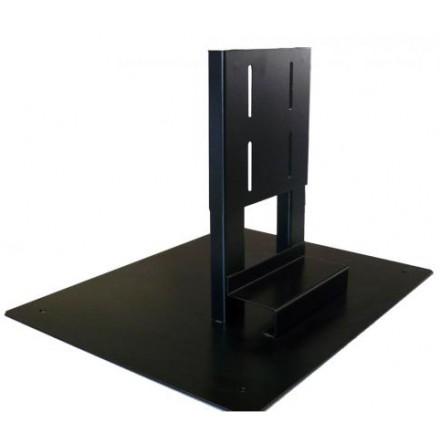 Pied écran pour table ou étagère