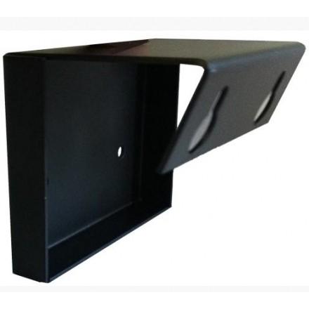 Fixation écran pour panneau bois