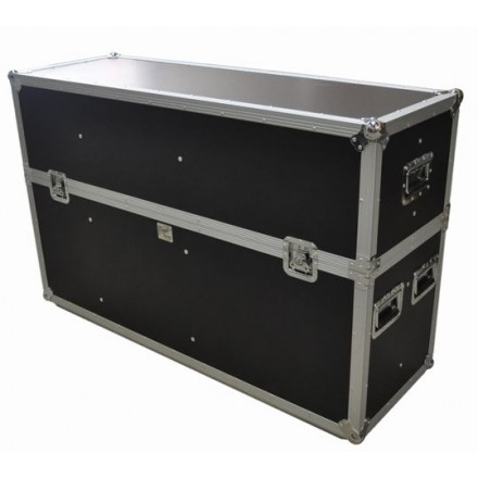 "Malle de transport écran plat écran 42"" (Flight case)"