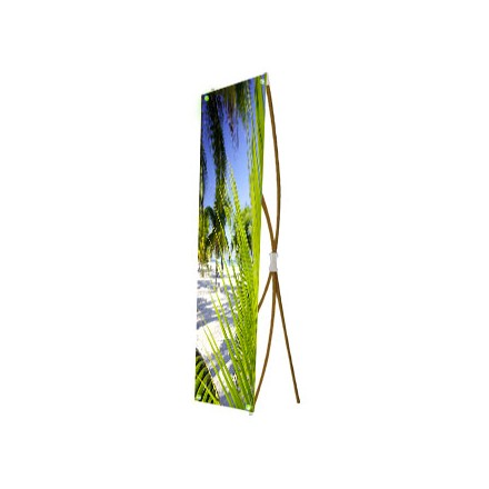 "X-Banner ""Bambou"" (60x160cm)"