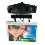 Support motorisé pour écran ou vidéoprojecteur