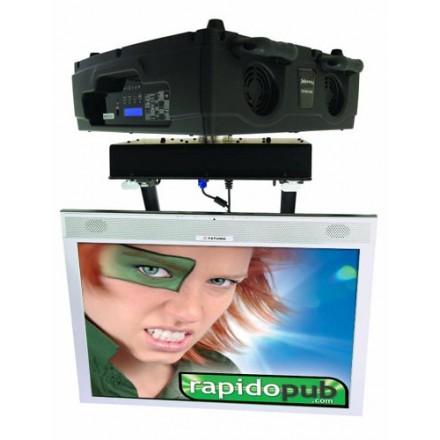 Support motorisé écran ou vidéoprojecteur