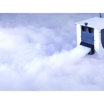 Machine à fumée restant au sol (fumée lourde)